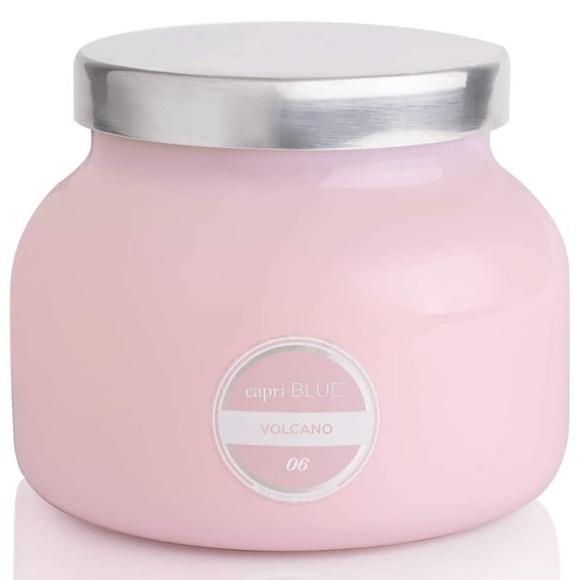 Capri Blue Volcano Bubblegum Pink 19 Oz Candle